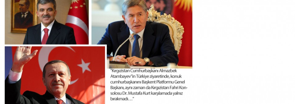 """""""Turkey has always been a pole star for us """""""